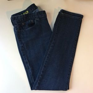 J.Crew Toothpick Stretch Denim Jeans